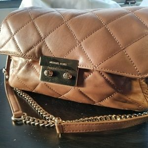Sloan Quilted-Leather Shoulder Bag